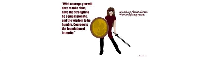 Anahid Warrior