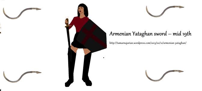 Armenian Sword